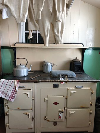 stove used for cooking
