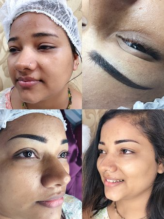 Eyelash extension Patong Phuket Eyebrow tattoo Hair extension Phuket