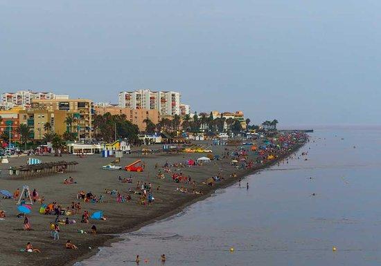 Restaurante Chiringuito Casa Emilio: Playa Salobreña