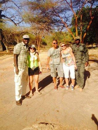 réserve animalière de bandia avec happy excursions