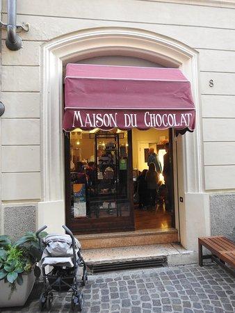 La Maison Du Chocolat Et Φωτογραφία