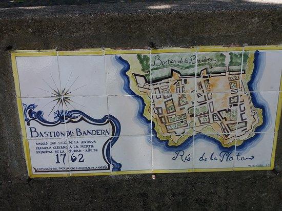 Barrio Historico: ANTIGUO EMPLAZAMIENTO DE UNO DE LOS BASTIONES