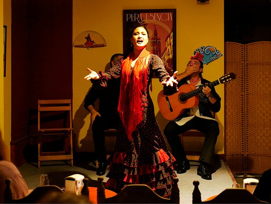 Tablao Flamenco Pura Esencia
