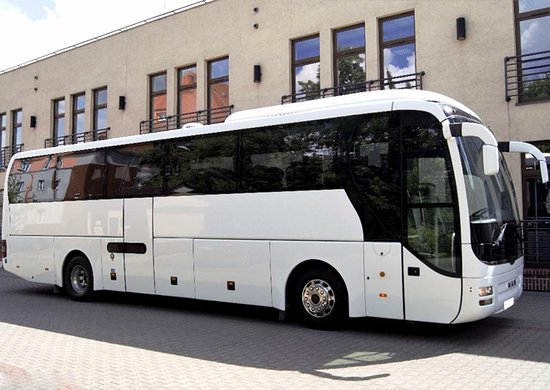43 Seater Bus - 8Rental.com