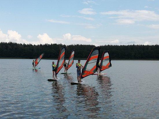 Pan Wiatr - Szkoła windsurfingu