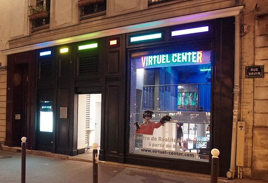 Virtuel Center Paris