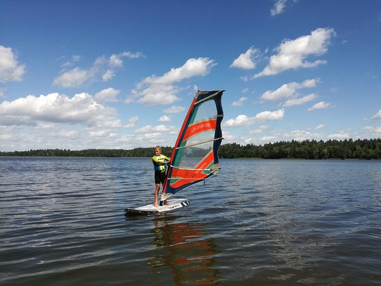 Olecko-Windsurfing