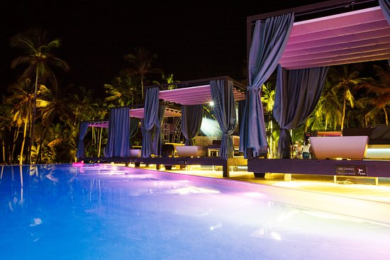 Pearl Beach Club: Night out in Punta Cana!