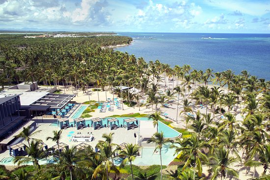 The best beach club in Punta Cana