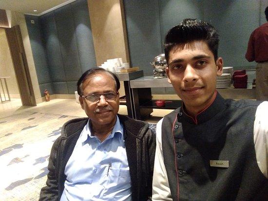 Indore Marriott Hotel: Ayush