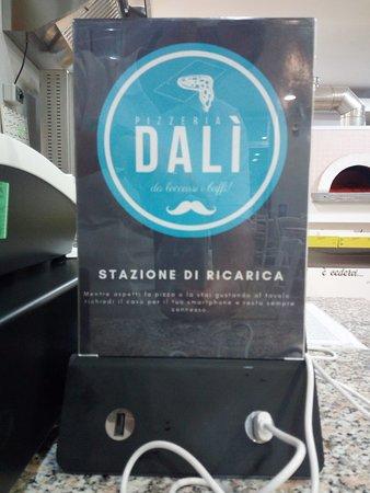 Stazione di Ricarica per il tuo cellulare