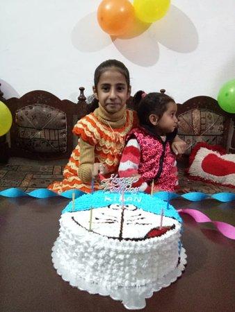 Vijay Dhaba: Birthday to my daughter