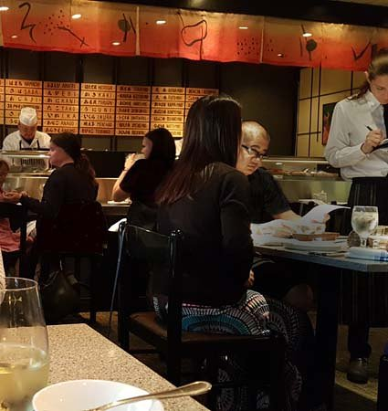 Hana Japanese Restaurant: Hana ambience is good