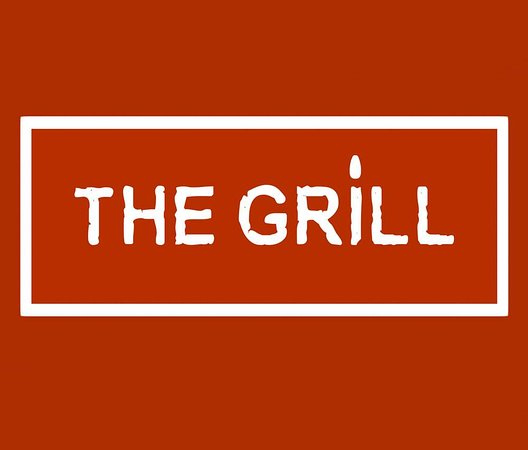 The Grill - BBQ Restaurant: Our Logo