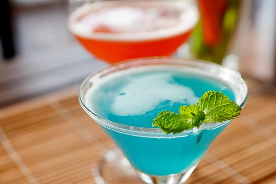 The Grill - BBQ Restaurant: Try our nice Cocktails.