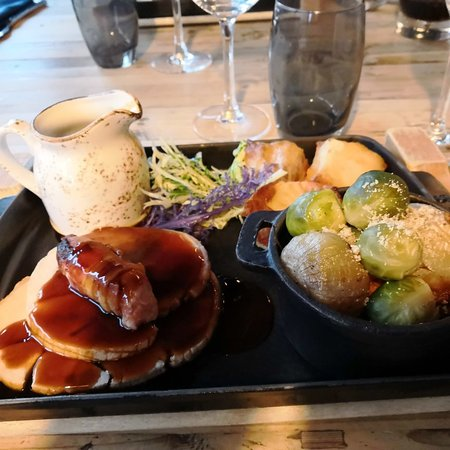 Titanic Restaurant: Good food