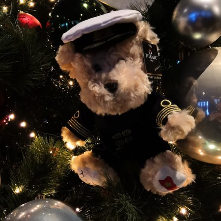 Titanic Restaurant: Ready for Christmas
