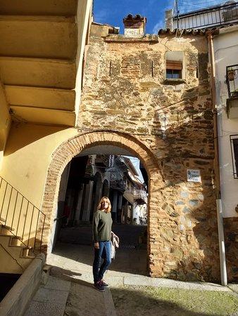 Arco del Chorro Gordo en Guadalupe Photo