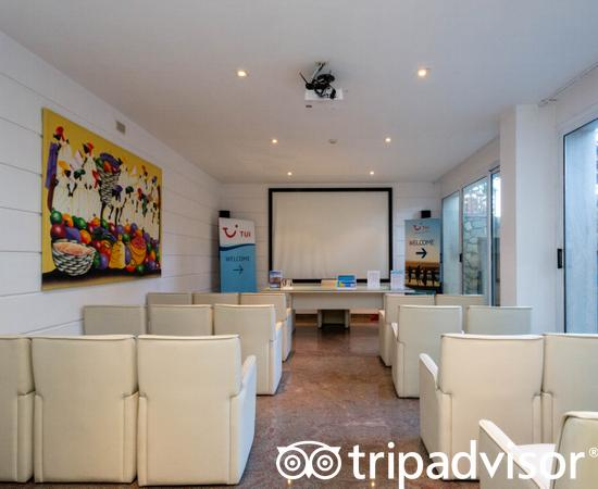 Meeting Rooms at the Conca Park Hotel
