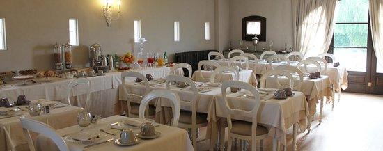Relais Villa Giulia la sala