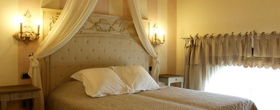 Relais Villa Giulia la camera la tenuta esterna