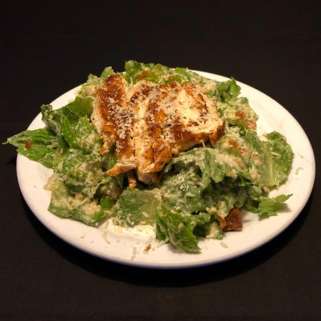 The Franchise Sports Bar and Grill: Chicken Caeser Salad