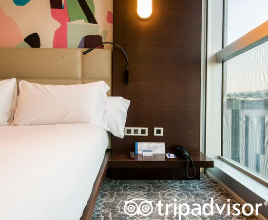 The Standard Room at The Gates Diagonal Barcelona