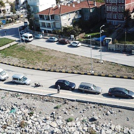 Inebolu, Turkiet: Manzara