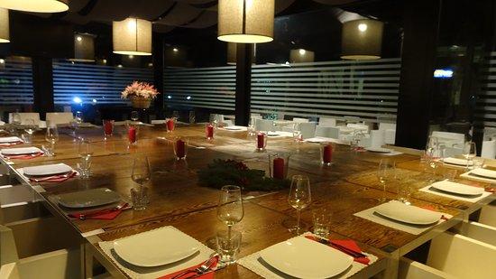 Vallelunga Park Hotel: restaurant