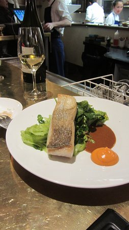 Le Servan: a very lovely piece of fish