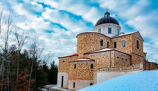 Shrine Church - Winter