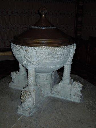 Matthias Church: Détail intérieur église