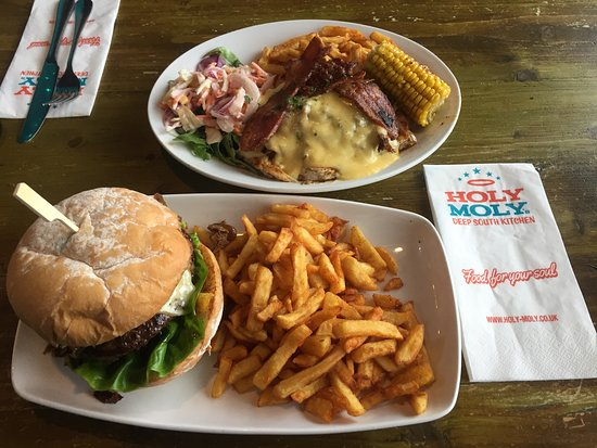‪Holy Moly's Deep South Kitchen‬ صورة فوتوغرافية