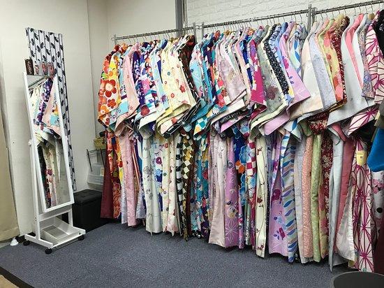 Asakusa Kimono Rental Wazen