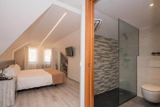 Habitación doble   Double room   Chambre double