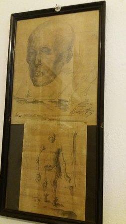 Museo Civico Belliniano: Ritratti funebri di Bellini