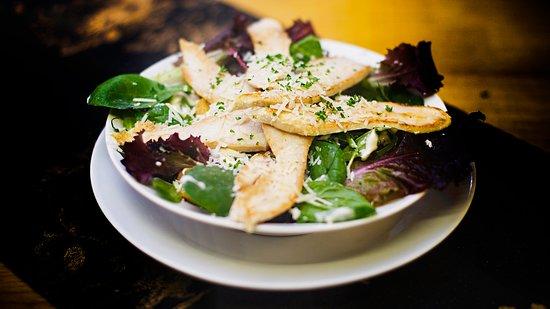 The Old Bake House: Chicken Caesar Salad