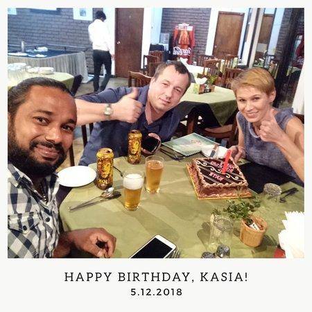 Urodziny Kasi