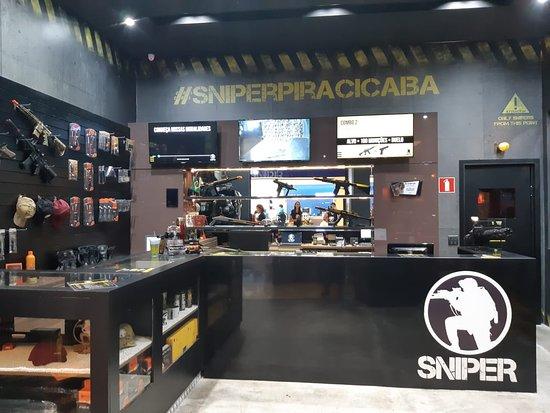 Sniper Piracicaba