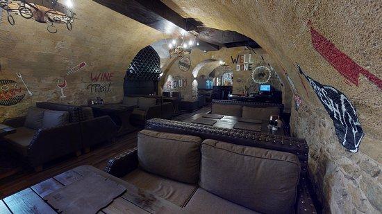 T-bone Grill House: интерьер