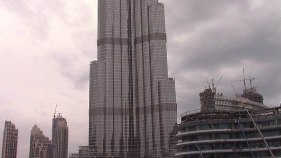 Дубайский торговый центр: shopping e fantastiche attrazioni