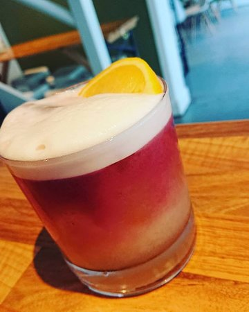 New York Style Fig Sour