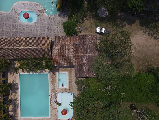 Hotel Villa De Ada: Foto aerea, de oiscinas