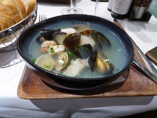 Umar Fisch: Рыбный суп