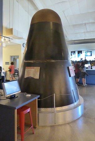 Titan Missile Museum: I museet