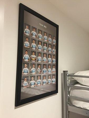 Room 1 Team Sky for 2 ensuite shower room