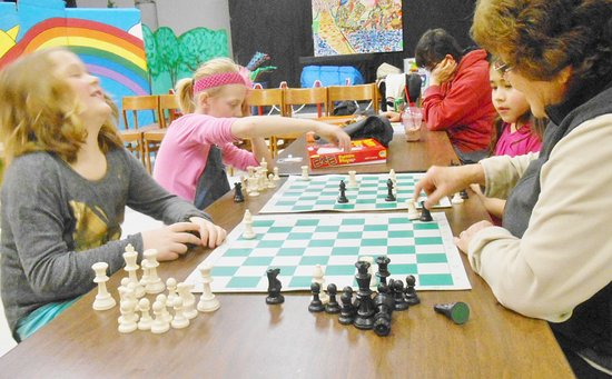 Felix Adler Children's Discovery Center: Chess with Miss Jean