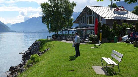 Швейцария: По дороге в Интерлакен