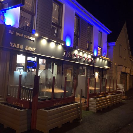 Kilmessan, Irlanda: Your restaurant