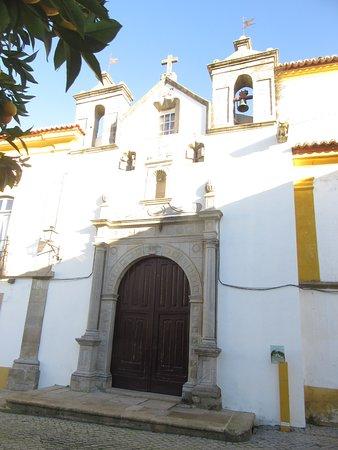 Nisa, Portugal: Iglesia